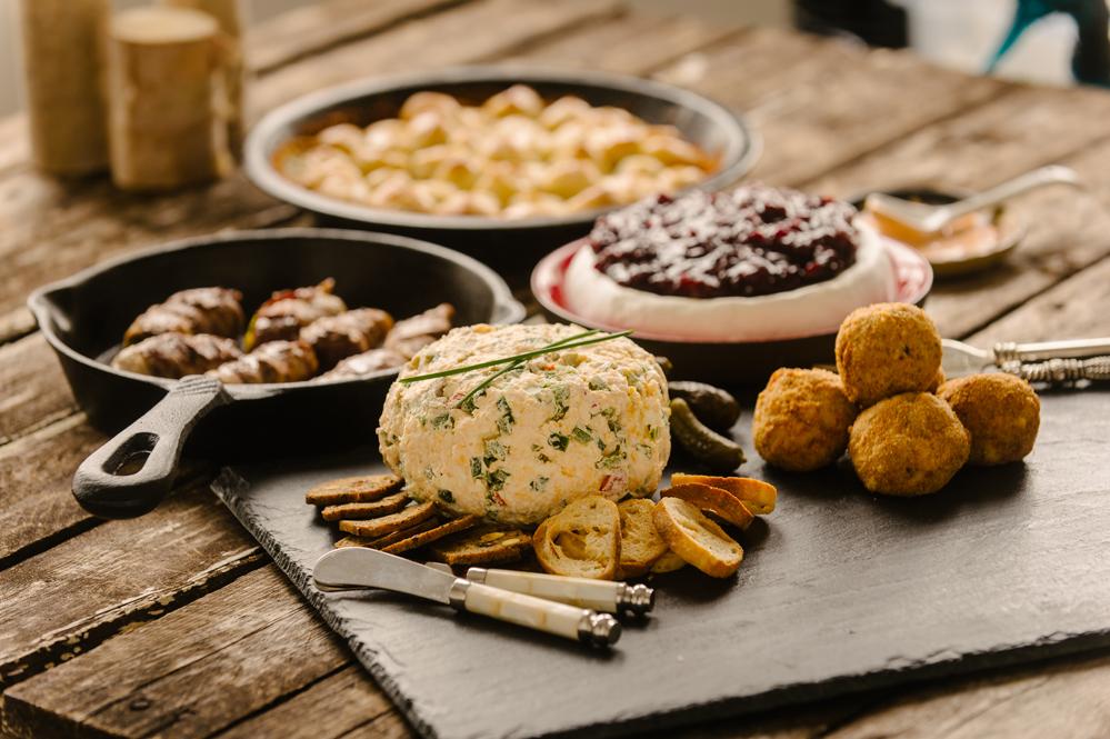 Churchill Wild Appetizer Platter. Ian McCausland photo.