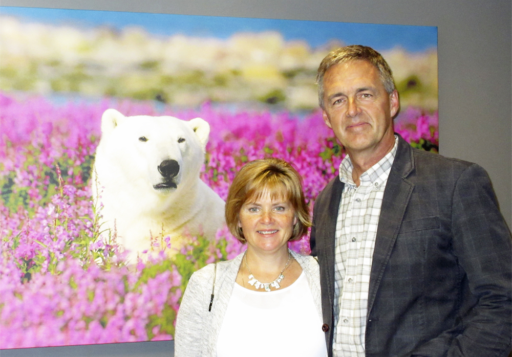 Churchill Wild co-founders Mike and Jeanne Reimer.