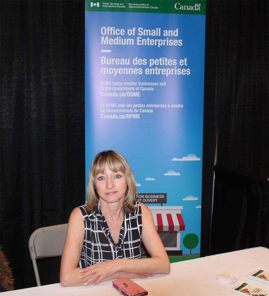La Vona Parker. Procurement Specialist. Office of Small and Medium Enterprises, Western Region. Helping small businesses sell to the Government of Canada.