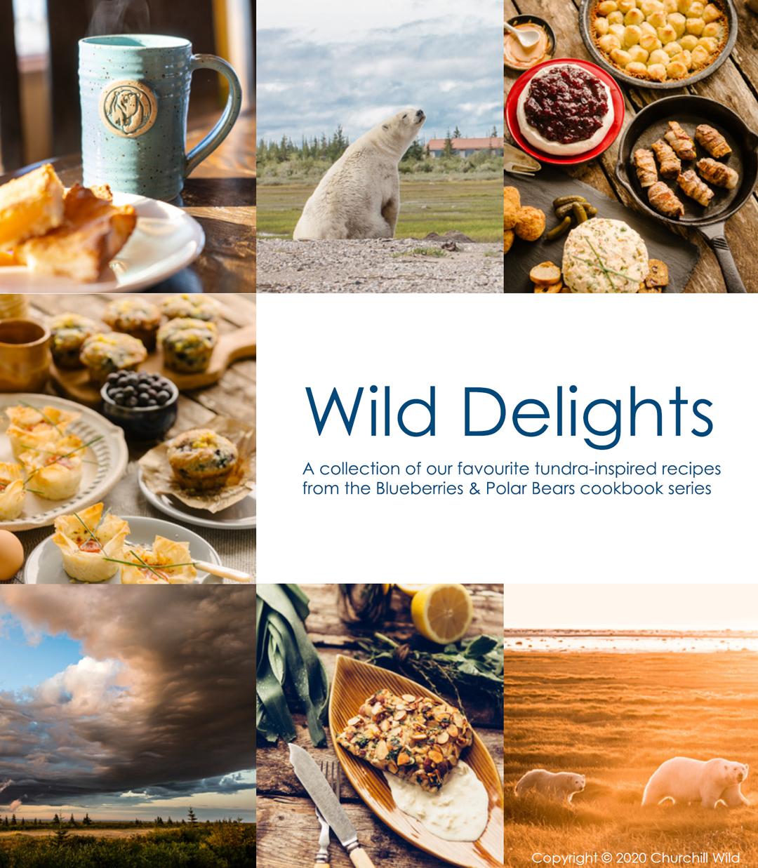 Wild Delights Cookbook. Free Download!
