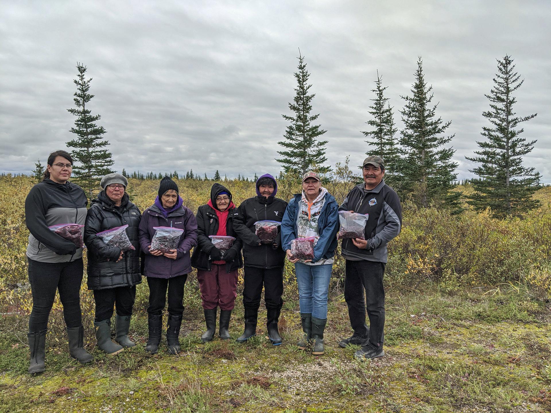 York Factory First Nation (Ininewak) at Nanuk Polar Bear Lodge